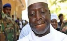 Pillage : Les gros dégâts de Jammeh