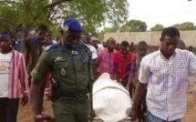 Yamadou Sagna rejoint sa dernière demeure en présence de plusieurs autorités