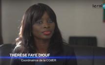 Thérèse Faye Diouf : « Notre objectif, c'est de donner une majorité forte à l'Assemblée et un deuxième mandat à Macky Sall. La COJER n'a pas le temps pour le gangstérisme politique »