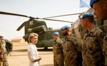 L'Allemagne renforce sa présence militaire au Mali