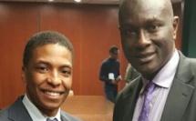 Mohamed Touré invité de Erica Thomas à la Chambre des Représentants de l'Etat de Géorgie.