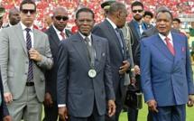 Crépuscule des dinosaures – Après Hayatou, à quand le tour de Paul Biya, Denis Sassou Nguesso et Teodoro Obiang Nguema?