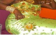 Après le fameux mariage de Louga, cette mariée  Kaolackoise a cassé la baraque