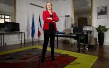 Barbara Pompili, première membre du gouvernement à rejoindre Emmanuel Macron
