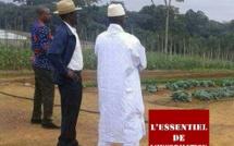 Photo exclusives: La nouvelle vie de Yahya Jammeh à Malabo