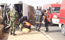 Accidents de la circulation: la route a fait 162 morts en 3 mois !