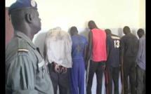 DEMANTELEMENT DES GANGS AUTEURS DES BRAQUAGES ET CAMBRIOLAGES