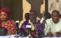 Vidéo intégrale-photos: (Affaire Khalifa Sall et Cie),la grande conférence de presse de Me El Hadji Diouf et Mme Ngoné Ndiaye