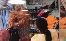 (VIDEO)Des drianké voleuses filmées par des caméras de surveillance.
