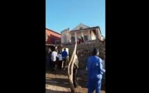  Incroyable, mais vrai! La maison de l'imam de Gorée prend feu, les sapeurs pompiers incapables de circonscrire le feu par manque...d'eau