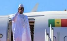 Macky Sall quitte Dakar à destination de Riyad