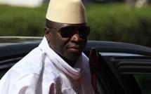 Les biens de l'ex-président gambien Yahya Jammeh gelés