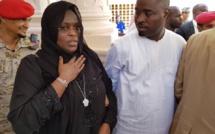 Arrêt sur image ! La Première Dame, Marième Faye Sall en compagnie du transitaire Serigne Fallou Mbacké