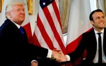 Trump, Erdogan, Juncker : Macron fait son entrée sur la scène internationale