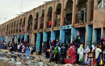 Les commerçants du marché de la capitale Mauritanienne refusent un ordre d'évacuation établi par les autorités