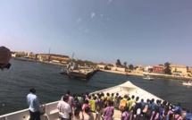 Vidéo Gorée: Les populations listent les difficultés de l'île