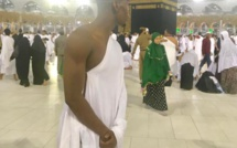 Pogba de passage à La Mecque