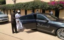 Les images de la présentation de condoléances du Chef de l'Etat à Cheikh Amar