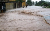 94 mm de pluie : Tambacounda sous les eaux
