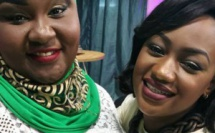 Kya Aidara en toute complicité avec Marianne Siva Diop…
