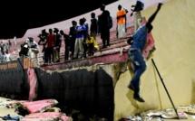 Un mouvement de foule fait plus d'une dizaine de morts au stade Demba Diop de Dakar