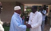 "Wade a rencontré ce samedi l'Archevêque de Dakar, Mgr Benjamin NDIAYE...Ce que l'on sait du planning de ""Pa Bi"""