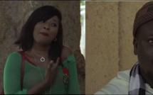Arrêt sur image ! Ndèye Ndiaye devenue Mme Alassane Guèye avec le désopilant Diop Fall