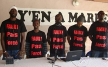 Y'en marre demande la démission de Abdoulaye Daouda Diallo et boycotte la marche de Wade