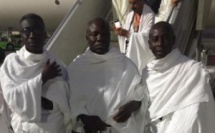 [ 23 Photos] Pape Ngagne, Ameth AÎdara et Pape Alé Niang à La Mecque pour le pèlerinage
