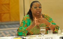 Eva Marie Coll Seck nommée ministre d'Etat