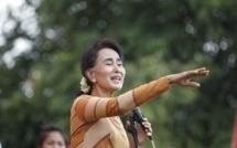 Pirouette – Aung San Suu Kyi parle de « retour » des Royingyas