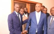 Ministère de la Jeunesse : Une passation de service aux allures d'un meeting politique
