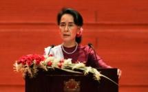 """Aung San Suu Kyi s'est dite """"désolée"""" et prête à organiser le retour des Rohingyas"""