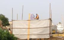 Saint-Louis : La statue Faidherbe est remise en place