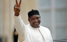 Adama Barrow supprime la peine de mort