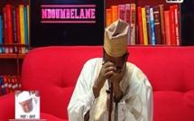 Les chaudes larmes de Ahmed Khalifa Niass sur le plateau de Sen TV