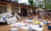 Saint-Louis : 210 familles sinistrées à déloger des écoles