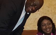 Arrêt sur image! Le PDT Mbagnick Diop et la Présidente du CESE Mme Aminata Tall