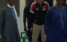 inédite de Karim Wade pendant son séjour à la prison de Rebeuss