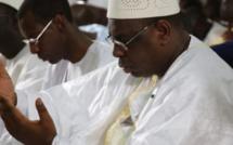 Fatick – Le président Macky Sall assiste aux funérailles de Bolo Timbo