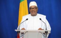 Au forum de sécurité de Dakar, IBK oublie son discours à Bamako