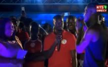 Vidéo : Kara Mbodji chante Mame Bamba à la Place de l'Obélisque