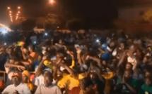 Vidéo – Victoire des Lions : scène de liesse à la Place de l'Obélisque