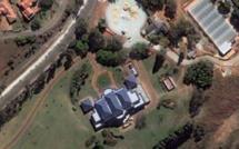 """Voici la """"prison dorée """" de Mugabe"""