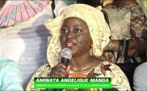 Le ministre Aminta Angelique Manga :« L'année 2018 sera sociale conformément aux orientations de l'axe 2 du PSE