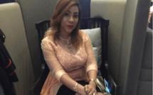 (05 Photos) la magnifique femme de Baba Tandian en famille à Bercy