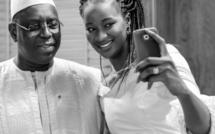 Macky Sall, un adepte des selfies