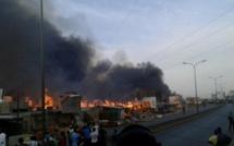 """Incendie du Parc Lambaye : Macky Sall réclame un """"rapport exhaustif"""""""