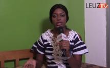 Evelyne Gomis alias Codou actrice dans la série You Taxi : je ne suis pas .......