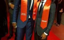 ARRÊT SUR IMAGE Birane Ndour et Abdou Mbow en toute complicité